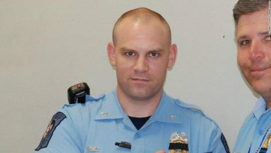 deputy blaine gaskill school resource officer hero