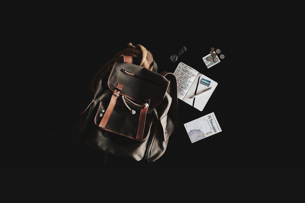 emergency go bag backpack