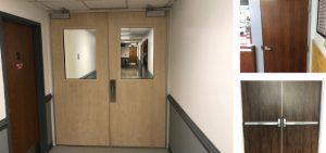 total security solutions bullet resistant door
