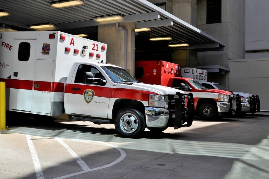 eye protection for paramedics