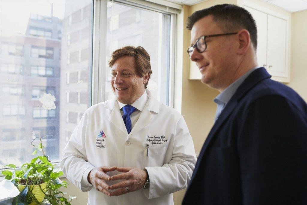 keeping doctors safe in hospitals
