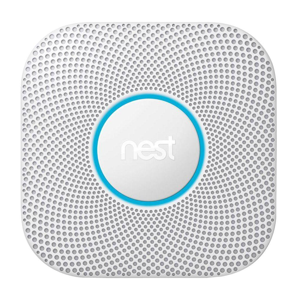 nest protect alarm system