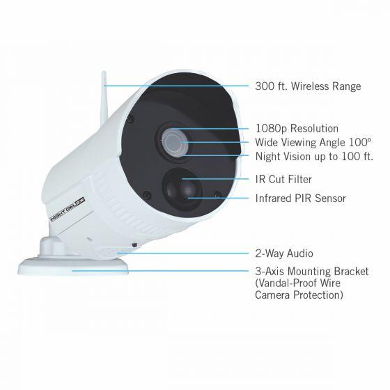 night owl wireless camera