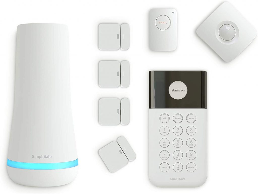 business home security system